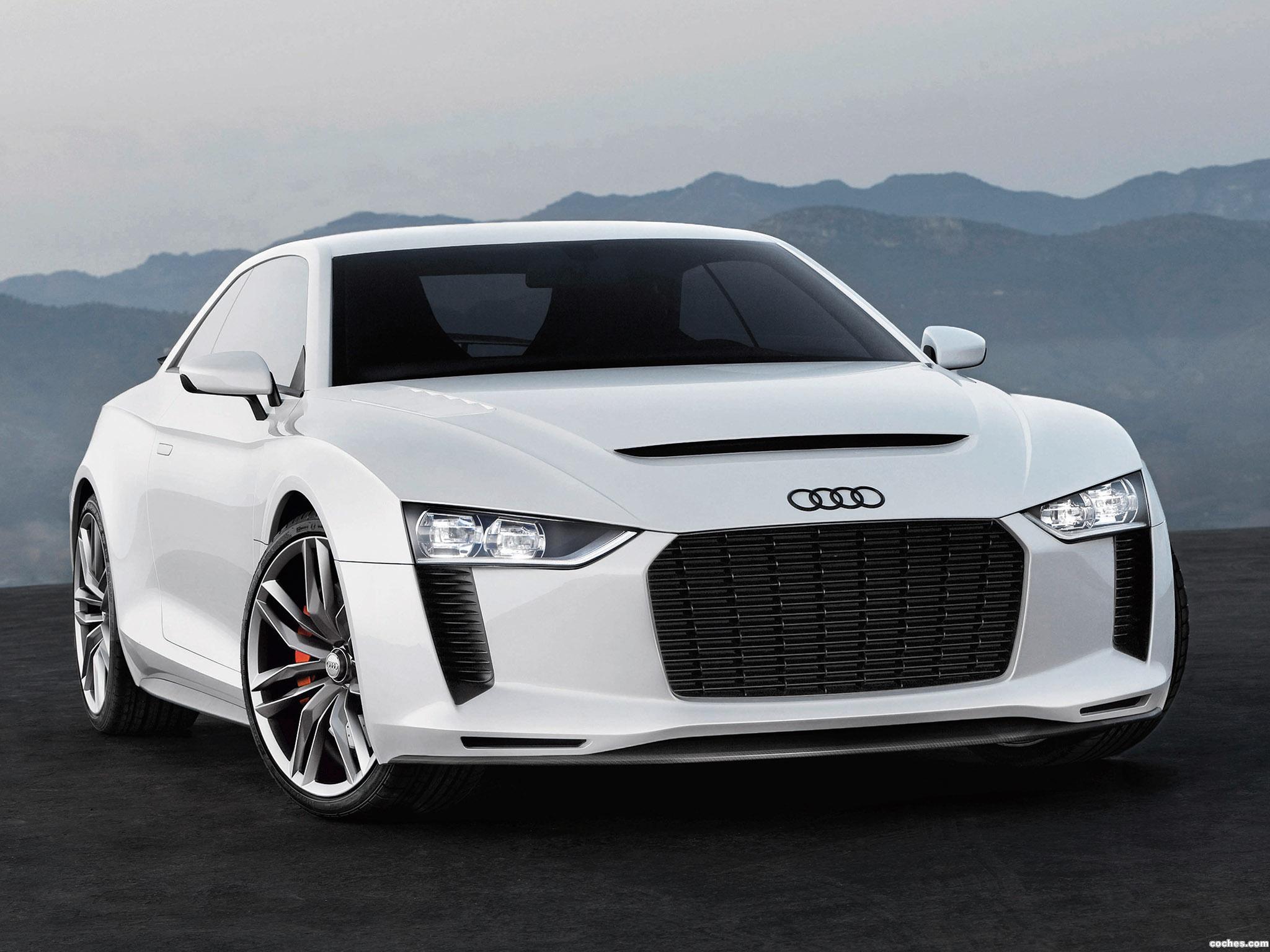 Foto 0 de Audi Quattro Concept 2010