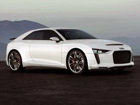 Ver foto 11 de Audi Quattro Concept 2010