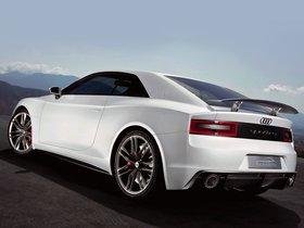 Ver foto 10 de Audi Quattro Concept 2010