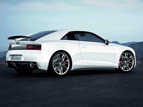 Ver foto 9 de Audi Quattro Concept 2010