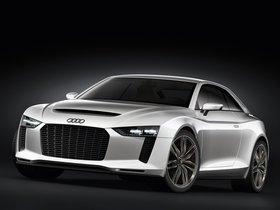 Ver foto 3 de Audi Quattro Concept 2010