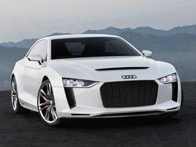 Ver foto 1 de Audi Quattro Concept 2010