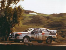 Ver foto 6 de Audi Quattro Group 4 Rally Car 1981