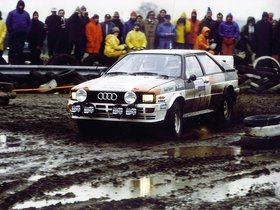 Ver foto 5 de Audi Quattro Group 4 Rally Car 1981