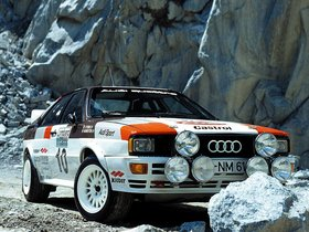 Ver foto 2 de Audi Quattro Group 4 Rally Car 1981
