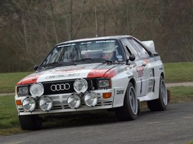 Ver foto 1 de Audi Quattro Group B Rally Car 1983