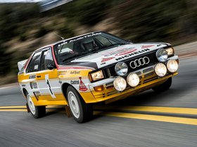 Ver foto 19 de Audi Quattro Group B Rally Car 1983
