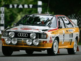 Ver foto 18 de Audi Quattro Group B Rally Car 1983
