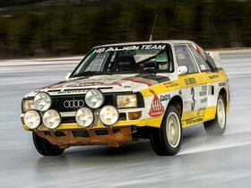 Ver foto 17 de Audi Quattro Group B Rally Car 1983