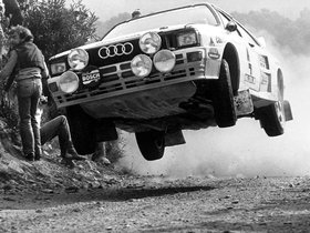Ver foto 16 de Audi Quattro Group B Rally Car 1983