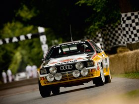 Ver foto 15 de Audi Quattro Group B Rally Car 1983