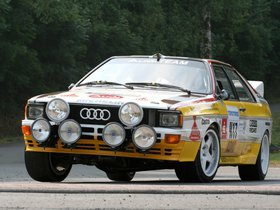 Ver foto 13 de Audi Quattro Group B Rally Car 1983