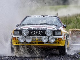 Ver foto 11 de Audi Quattro Group B Rally Car 1983