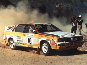 Ver foto 9 de Audi Quattro Group B Rally Car 1983