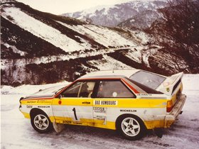 Ver foto 7 de Audi Quattro Group B Rally Car 1983