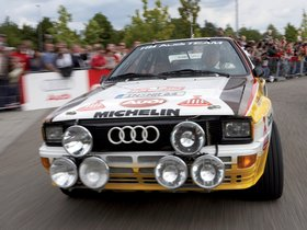 Ver foto 6 de Audi Quattro Group B Rally Car 1983