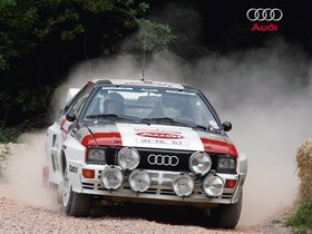 Ver foto 5 de Audi Quattro Group B Rally Car 1983