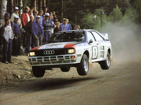 Ver foto 2 de Audi Quattro Group B Rally Car 1983