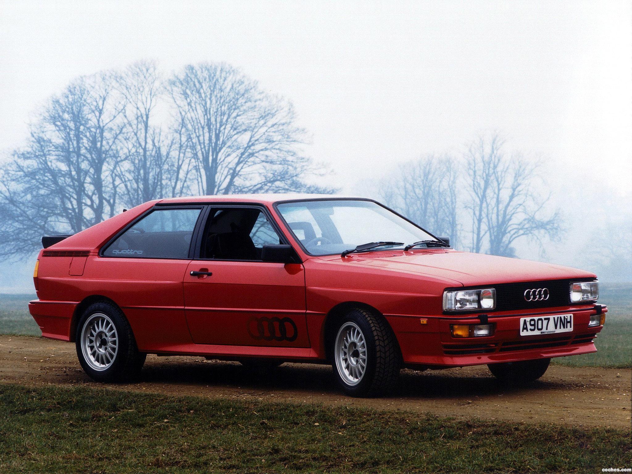 Foto 0 de Audi Quattro UK 1983