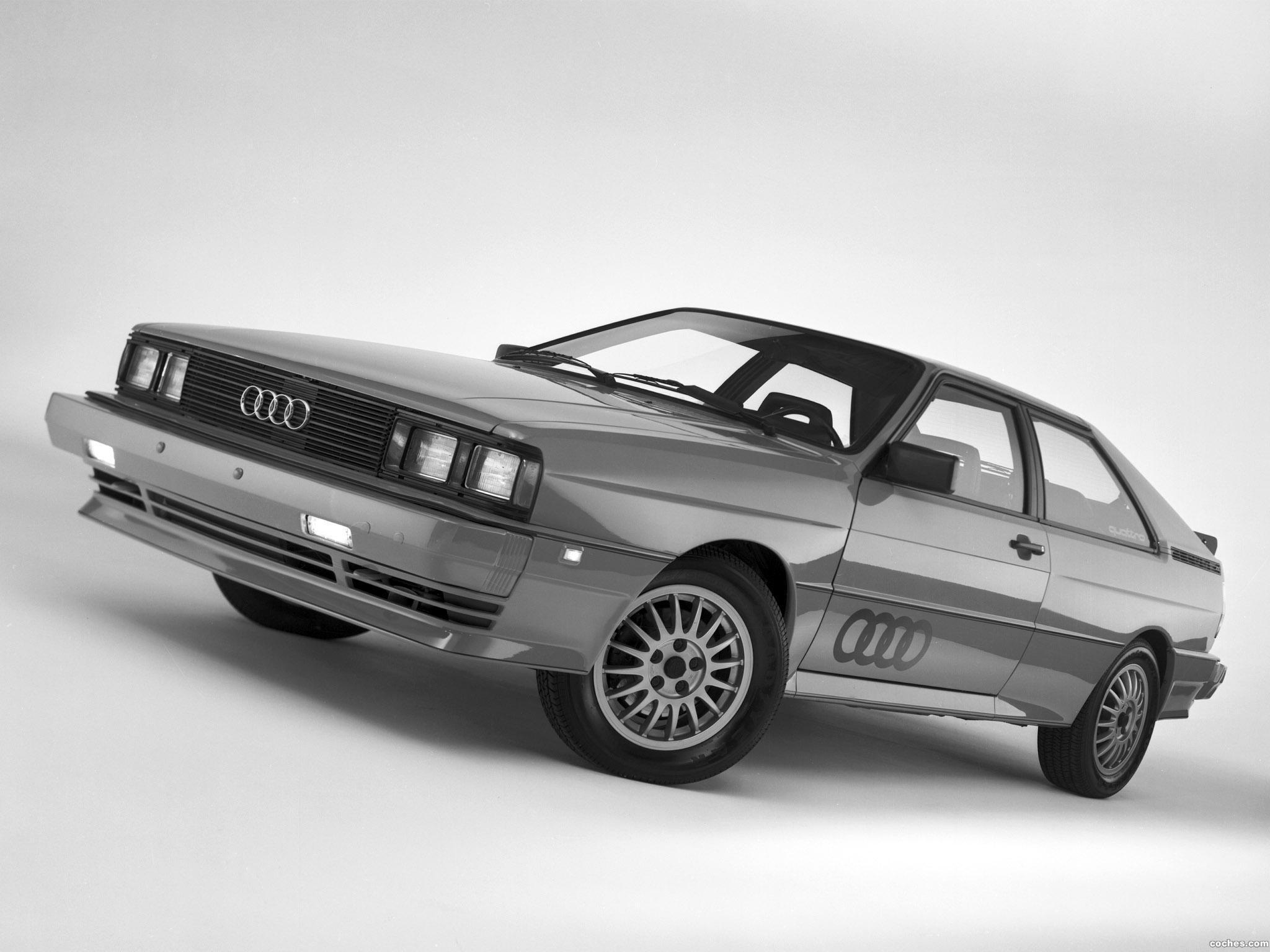 Foto 0 de Audi Quattro USA 1982