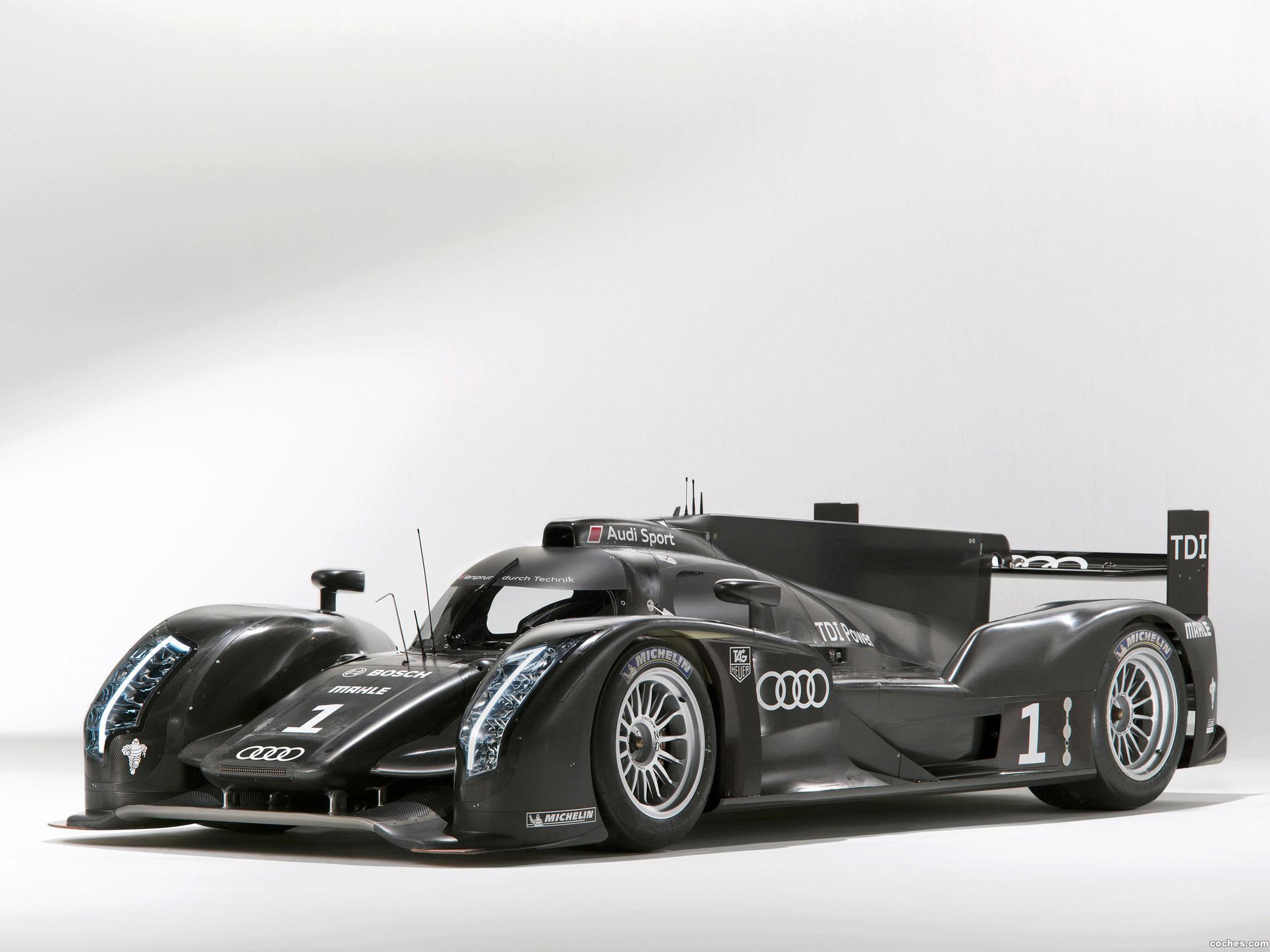 Foto 0 de Audi R18 2011