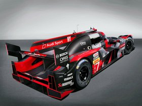 Ver foto 14 de Audi R18 e-Tron Quattro WEC Race Car 2016