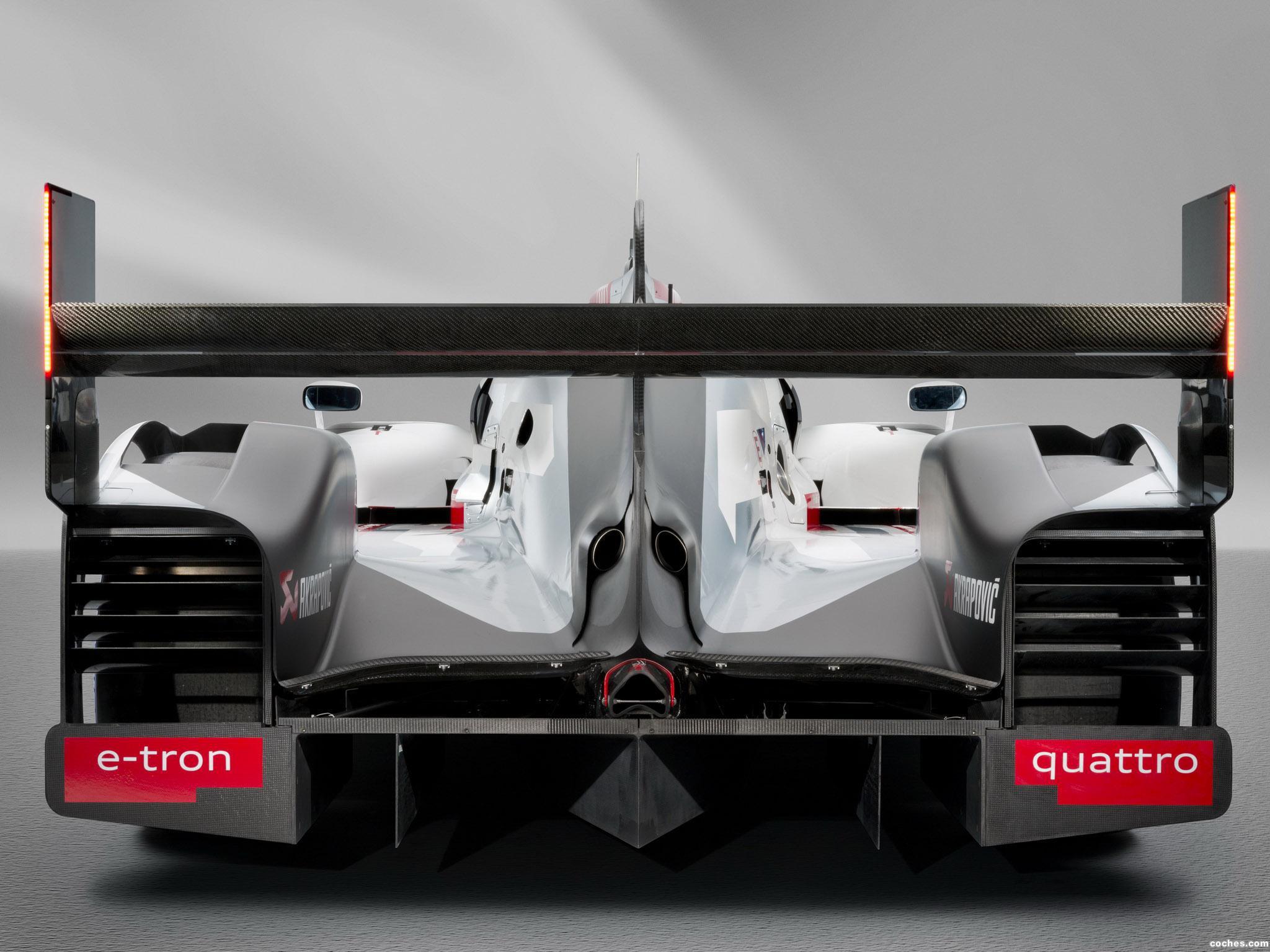 Foto 16 de Audi R18 e-Tron Quattro 2014