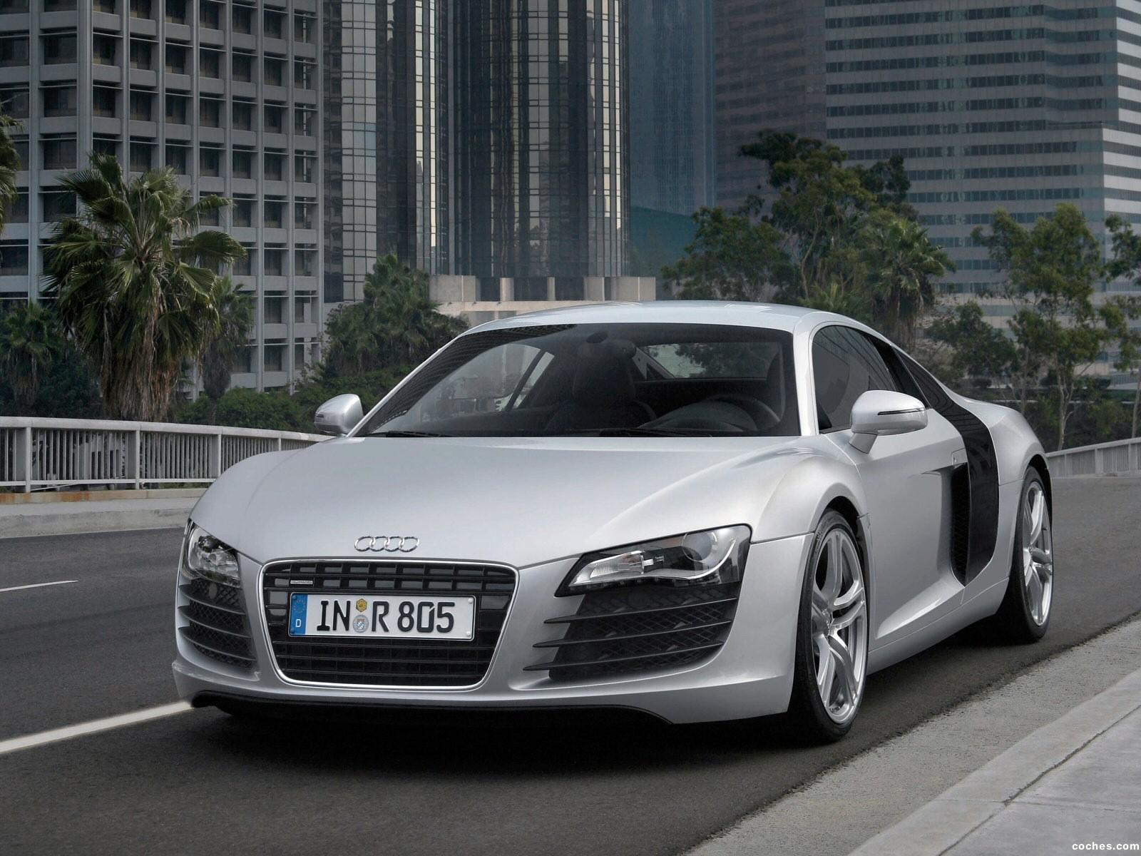 Foto 0 de Audi R8 2007