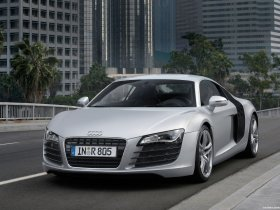 Fotos de Audi R8 2007