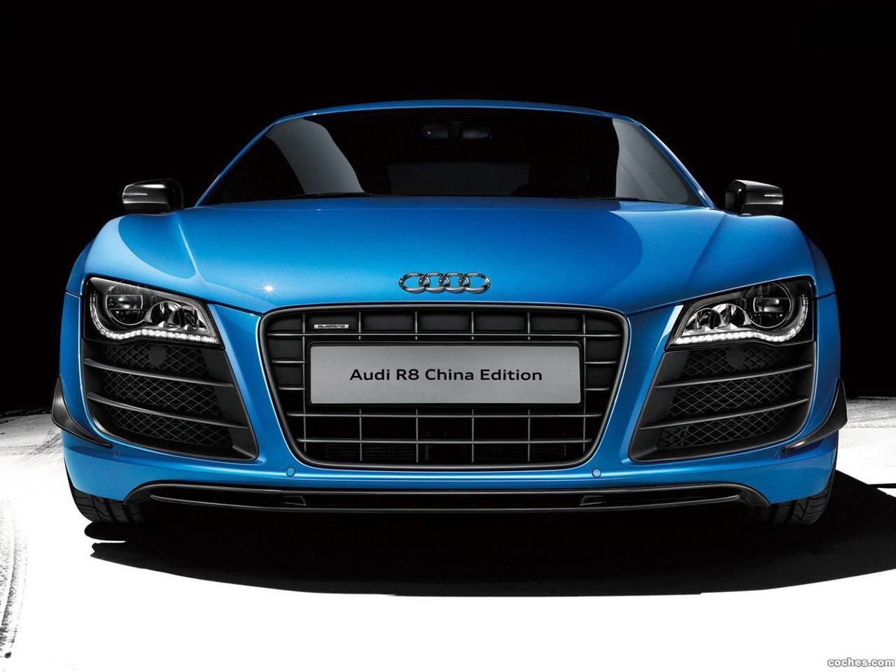 Foto 0 de Audi R8 China Edition 2012
