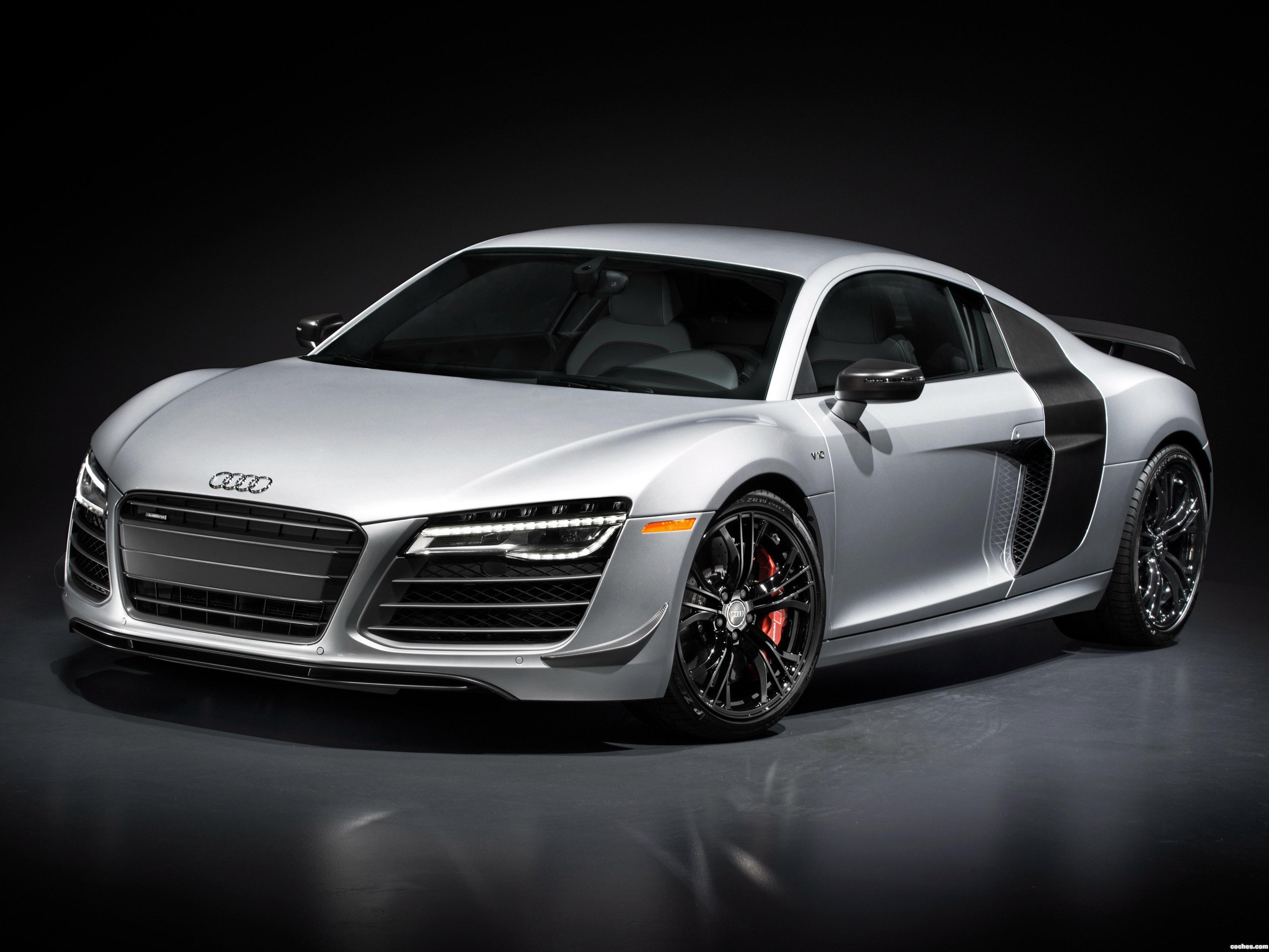 Foto 0 de Audi R8 Competition 2015
