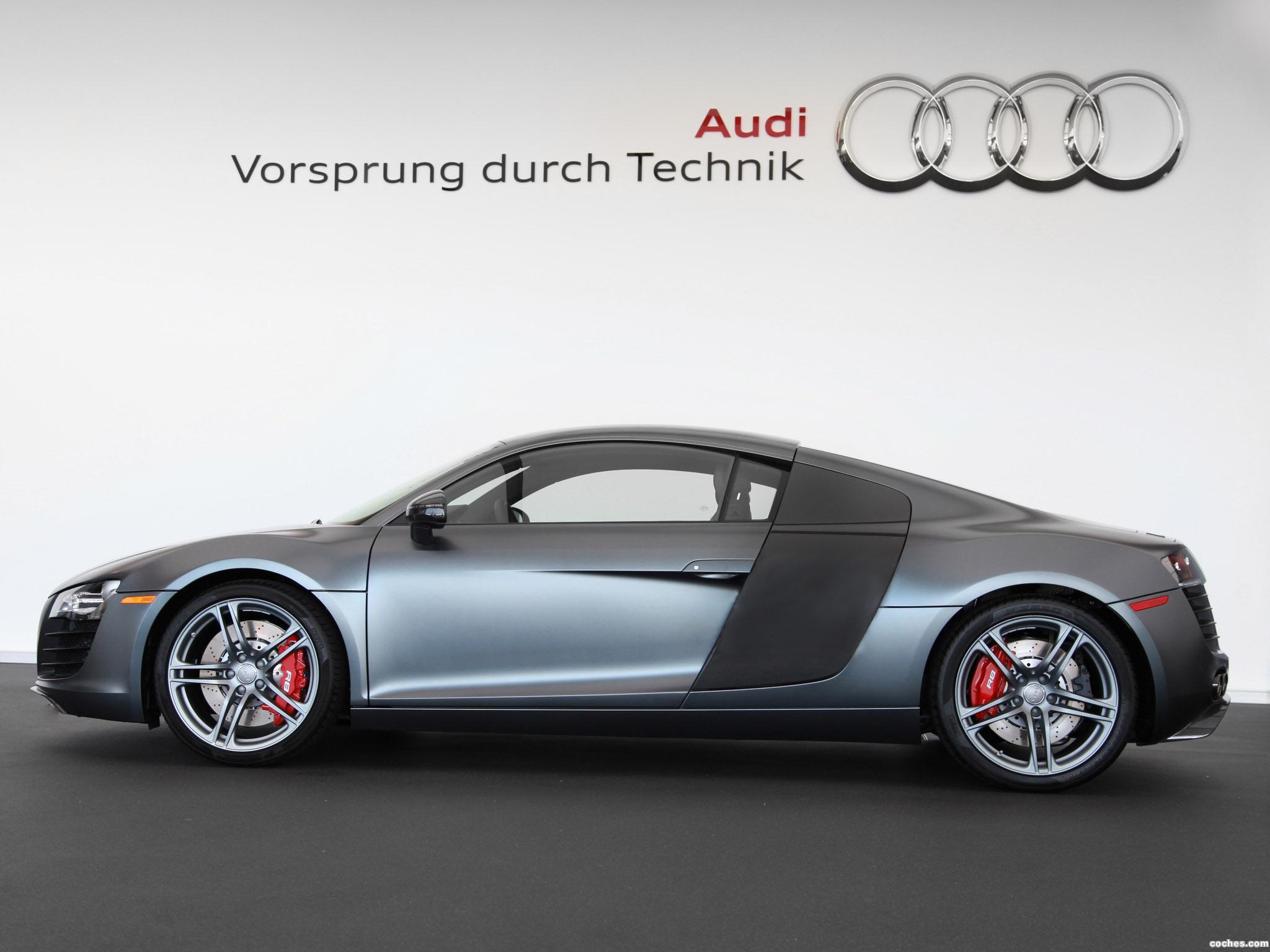 Foto 6 de Audi R8 Exclusive Selection Edition 2012