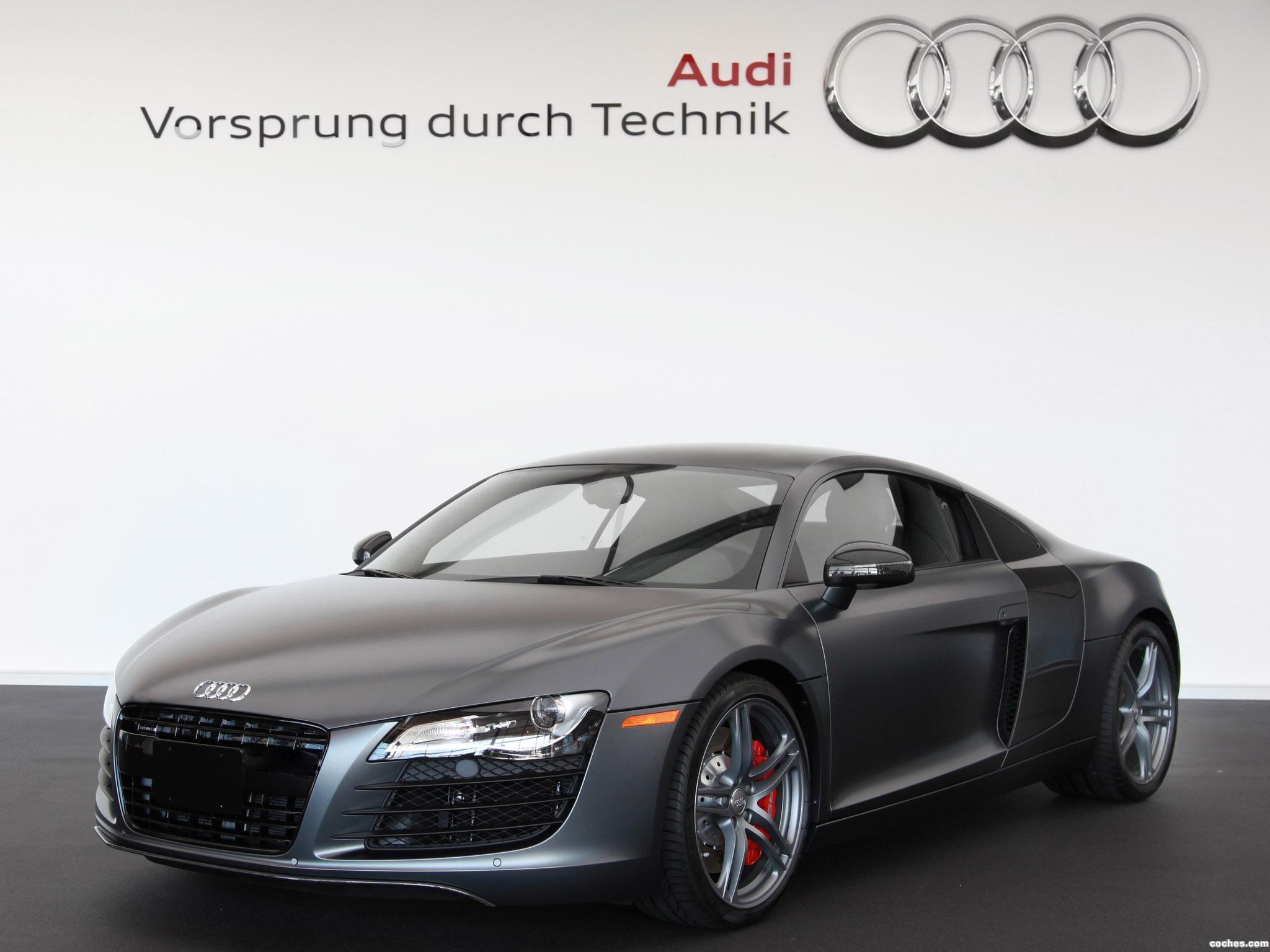Foto 5 de Audi R8 Exclusive Selection Edition 2012