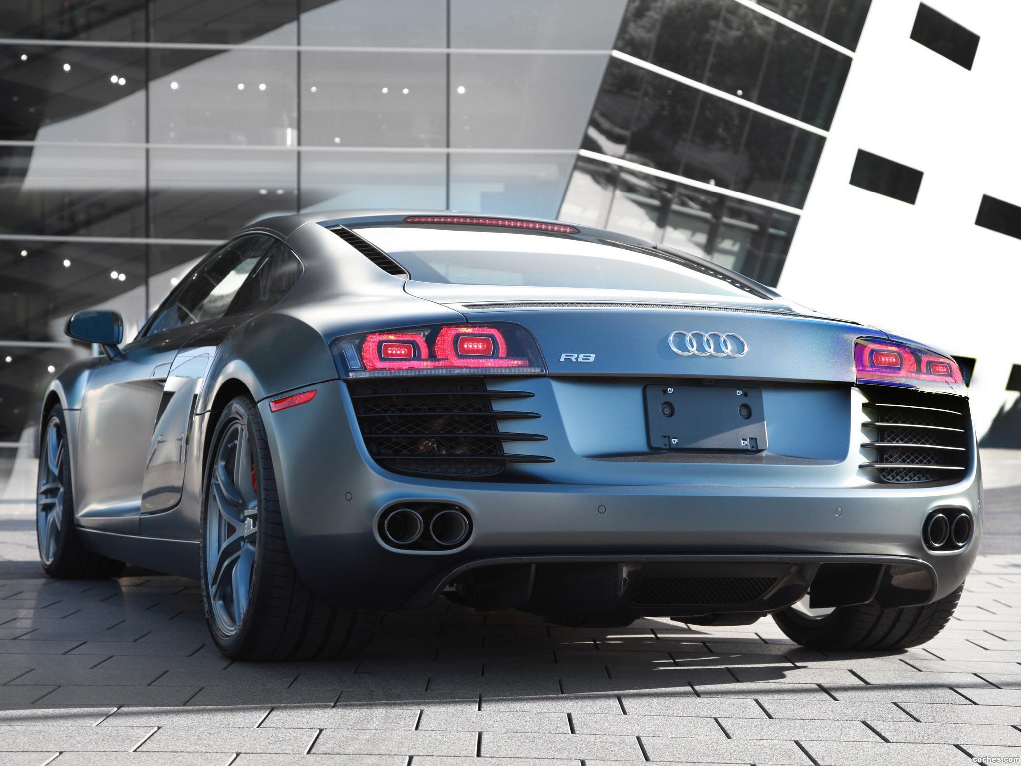 Foto 2 de Audi R8 Exclusive Selection Edition 2012