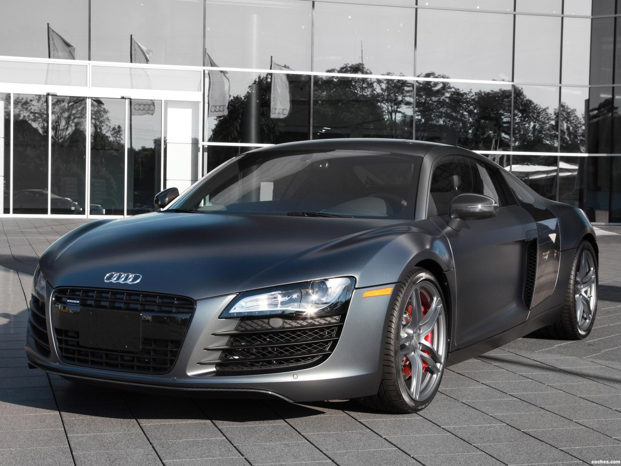 Foto 0 de Audi R8 Exclusive Selection Edition 2012