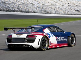 Ver foto 13 de Audi R8 Grand-Am Daytona 24 Hours 2012