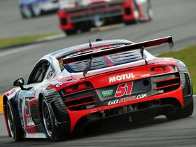 Ver foto 10 de Audi R8 Grand-Am Daytona 24 Hours 2012