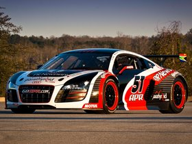 Ver foto 8 de Audi R8 Grand-Am Daytona 24 Hours 2012