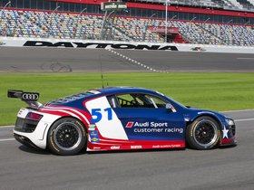 Ver foto 6 de Audi R8 Grand-Am Daytona 24 Hours 2012