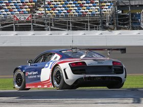 Ver foto 5 de Audi R8 Grand-Am Daytona 24 Hours 2012