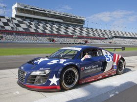 Ver foto 2 de Audi R8 Grand-Am Daytona 24 Hours 2012