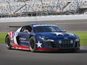 Fotos de Audi R8 Grand-Am Daytona 24 Hours 2012