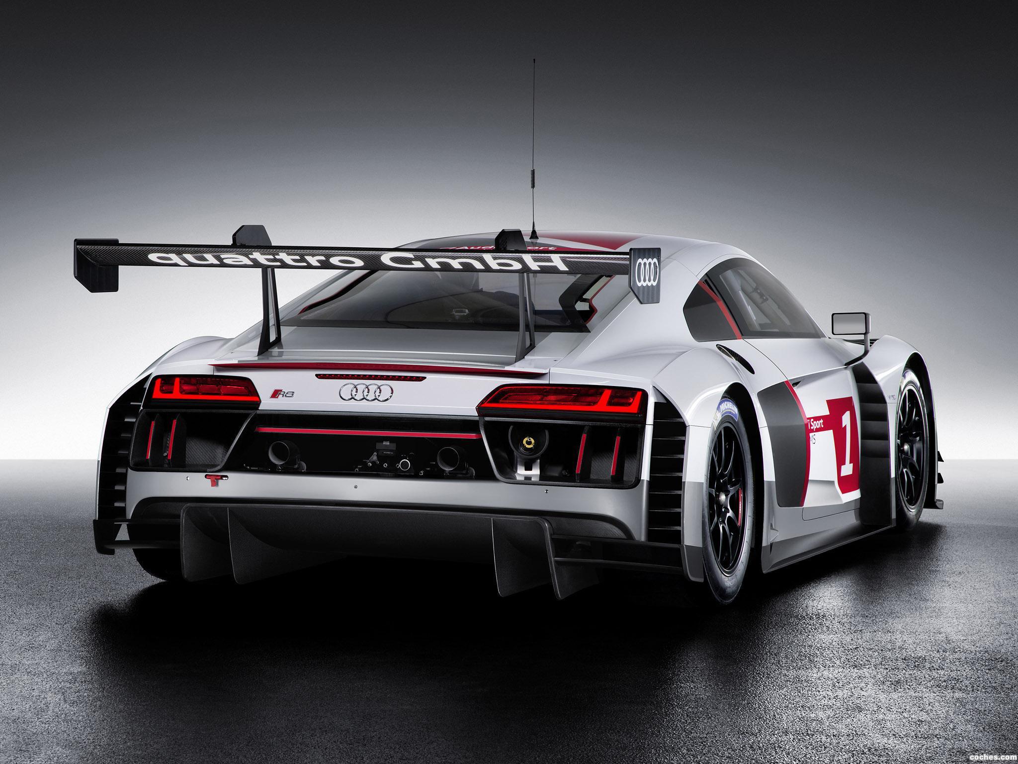Foto 12 de Audi R8 LMS 2015
