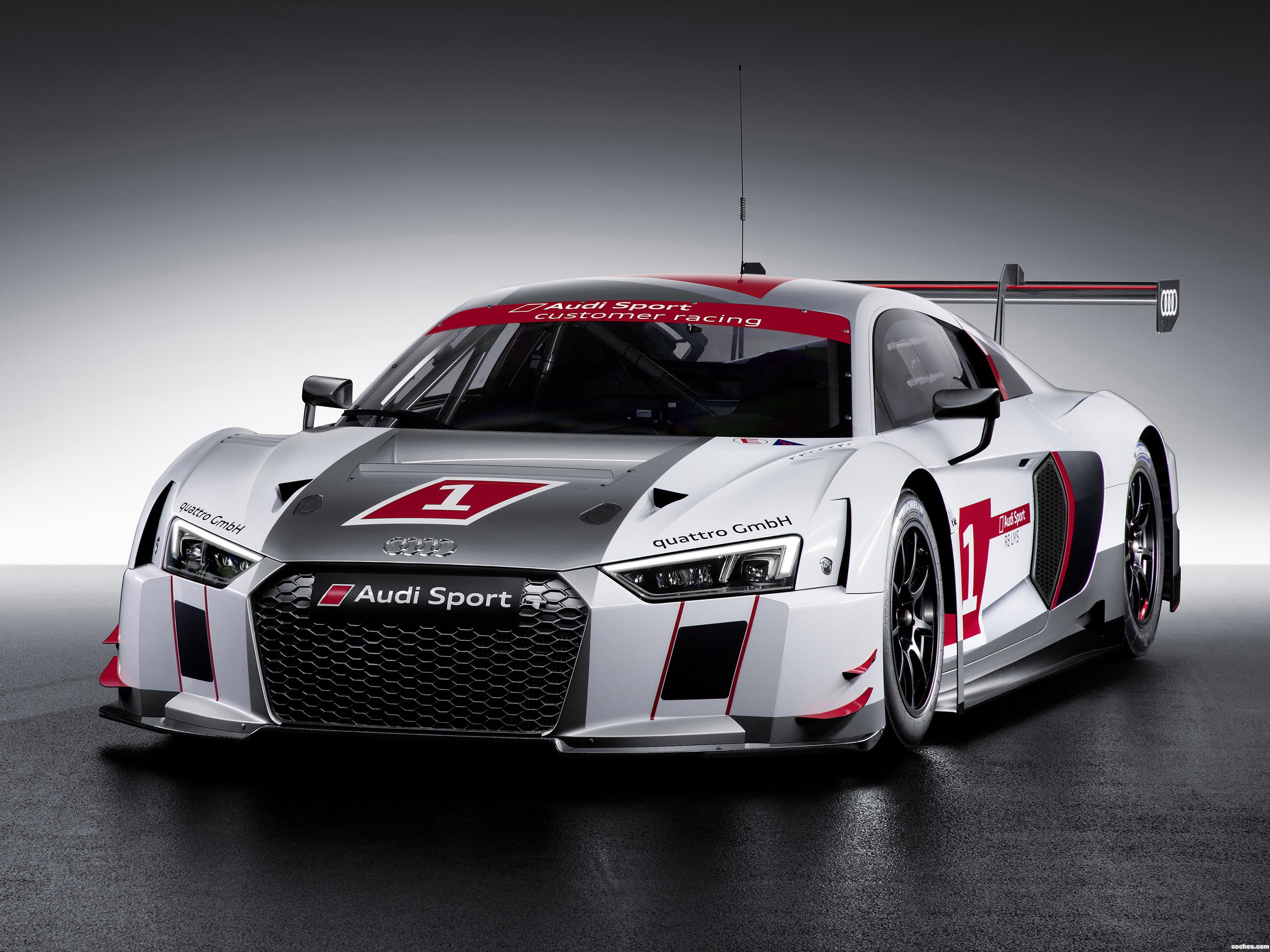 Foto 11 de Audi R8 LMS 2015