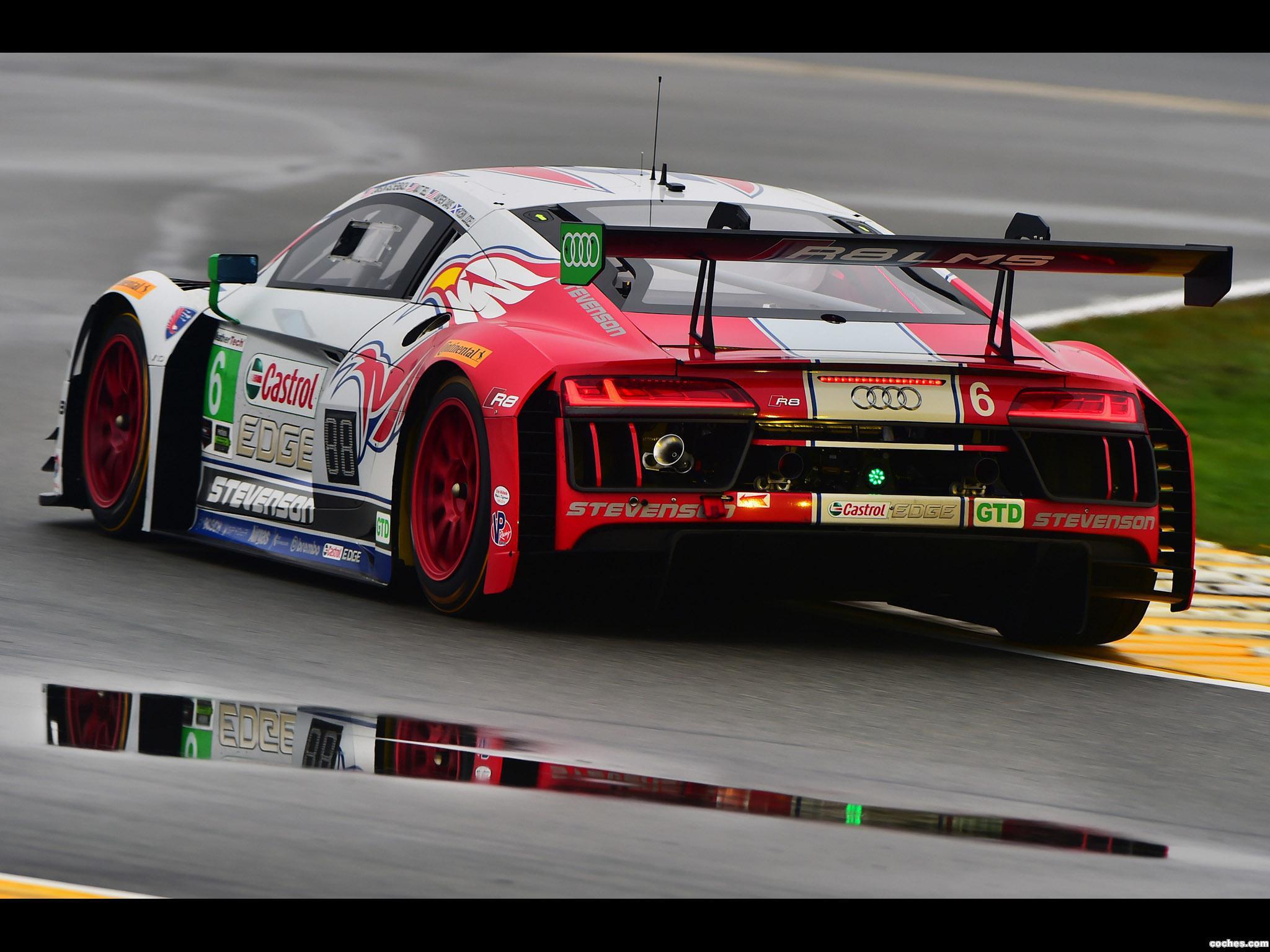 Foto 9 de Audi R8 LMS 2015