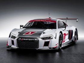 Ver foto 12 de Audi R8 LMS 2015