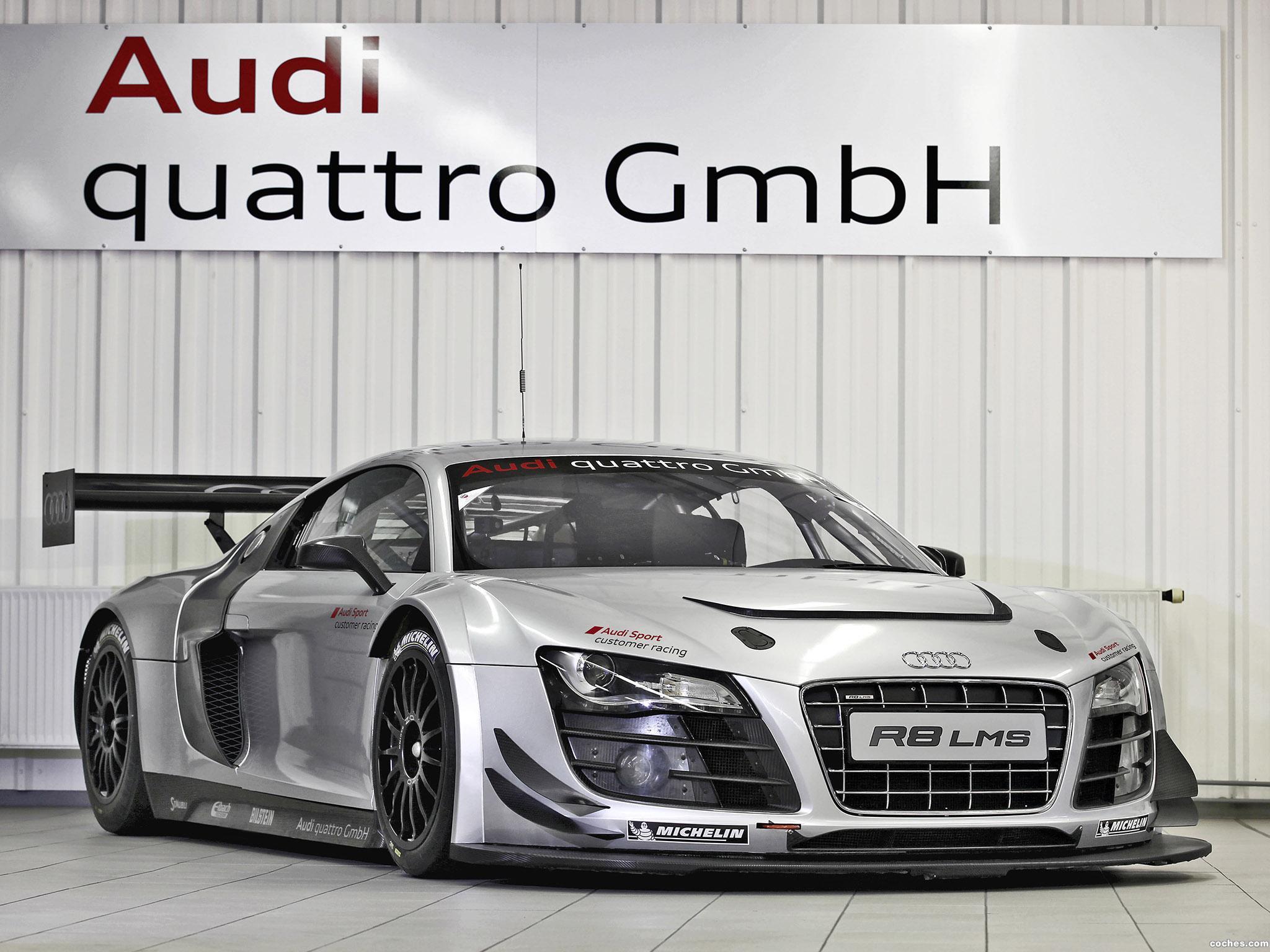 Foto 0 de Audi R8 LMS Ultra 2011