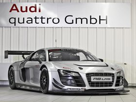 Ver foto 1 de Audi R8 LMS Ultra 2011