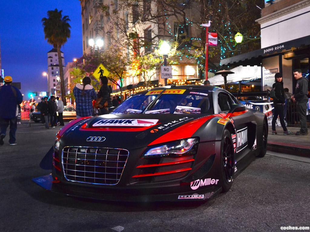 Foto 0 de Audi R8 LMS Ultra CRP Racing 2014