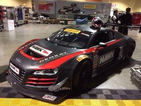 Ver foto 5 de Audi R8 LMS Ultra CRP Racing 2014